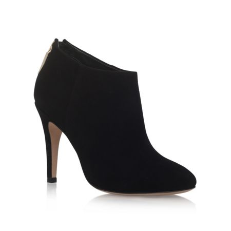 Kurt Geiger Dahla zip up ankle boots