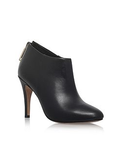 Dahla zip up ankle boots