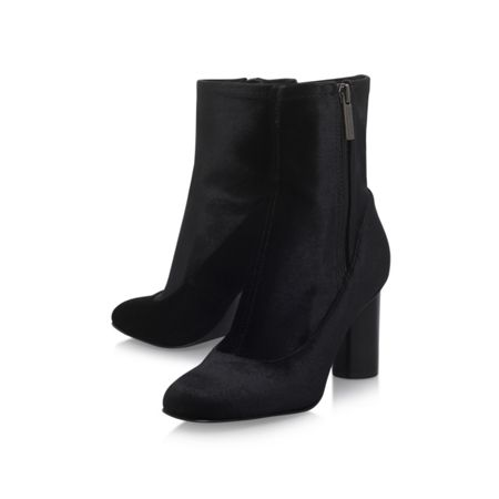 Nine West Valetta2 zip up ankle boots