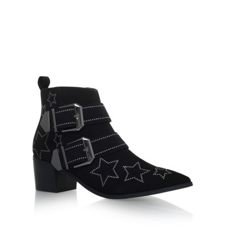 Miss KG Simona low heel ankle boots