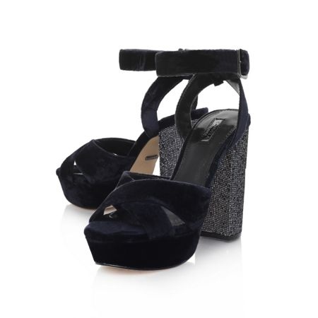 Carvela Glitz high heel sandals