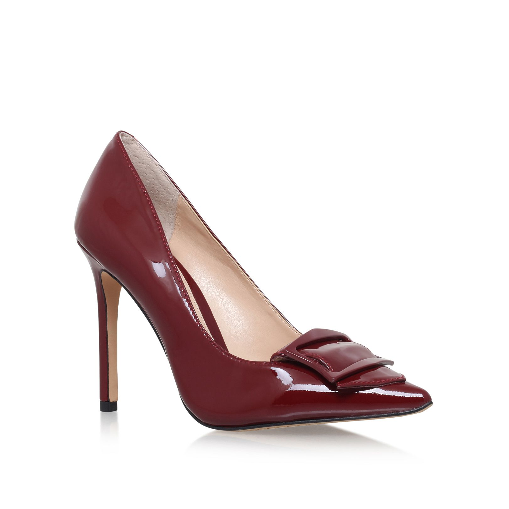 Vince Camuto Vince Camuto Nancita high heel court shoes, Red