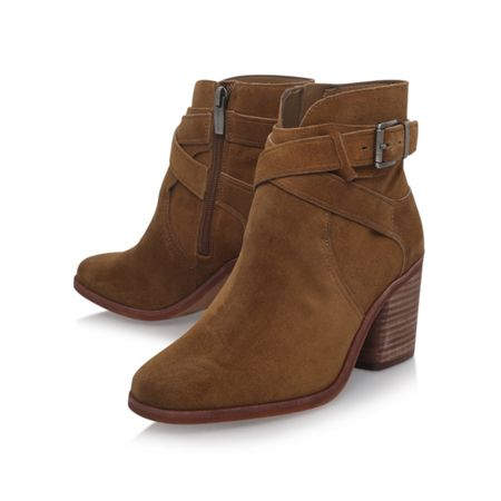 Vince Camuto Cecanne zip up ankle boots