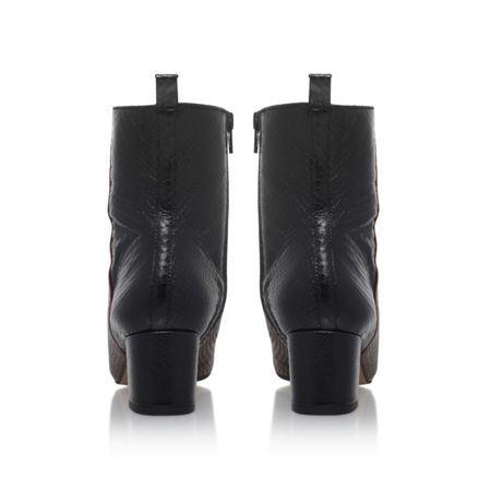 KG Snooze zip up ankle boots