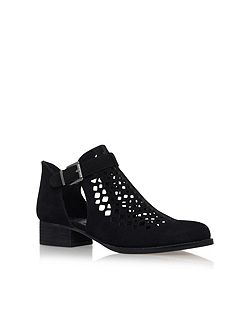 Cadey low heel ankle boots