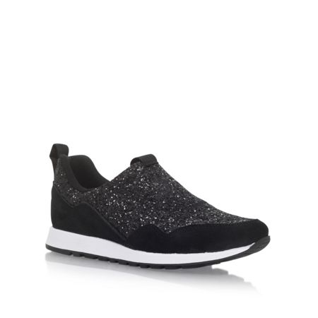 KG Logical flat lace up sneakers