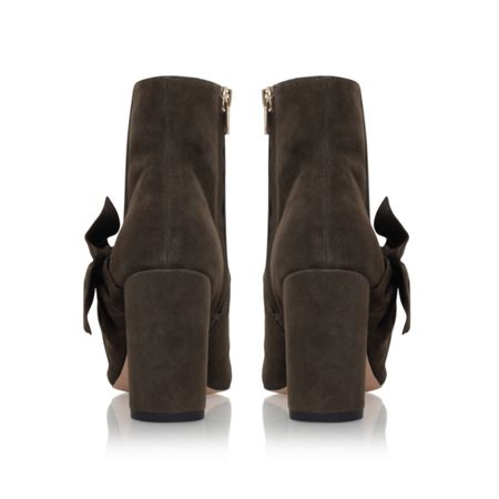 KG Rattle high heel ankle boots