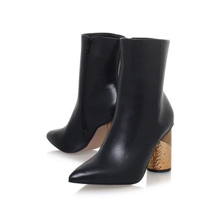 KG Raffle high heel ankle boots
