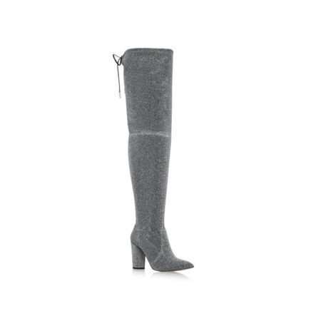 Carvela Grape high heel over the knee boots