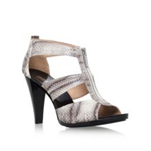 Michael Kors Berkley tstrap high heel sandals