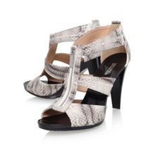 Michael Kors Berkley tstrap leather sandals