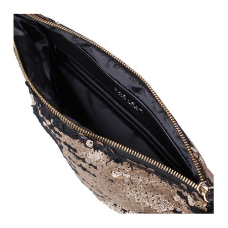Carvela Glamour pouch clutch bag