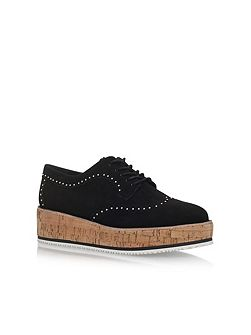 Kazam lace up brogues