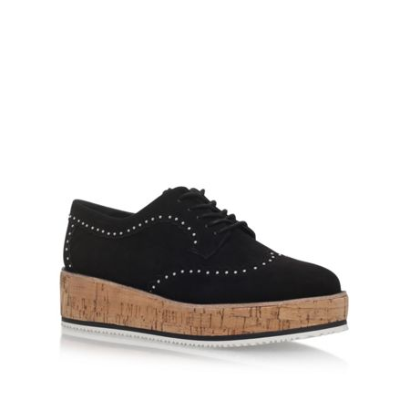 Kurt Geiger Kazam lace up brogues