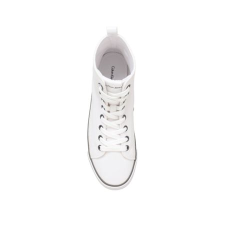 Calvin Klein Dolores flat lace up sneakers