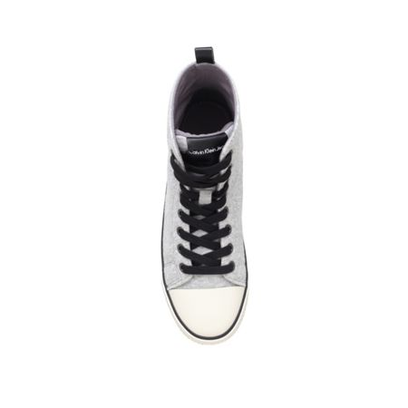 Calvin Klein Dorielle flat lace up sneakers