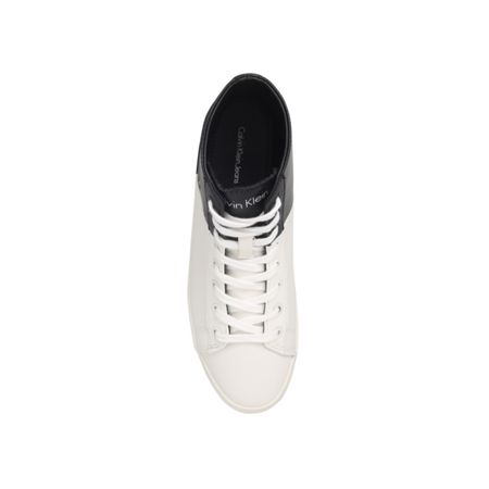 Calvin Klein Walta flat lace up sneakers