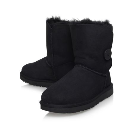 UGG Bailey button black classic II boots