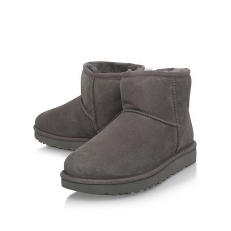 UGG Mini II fur lined boots