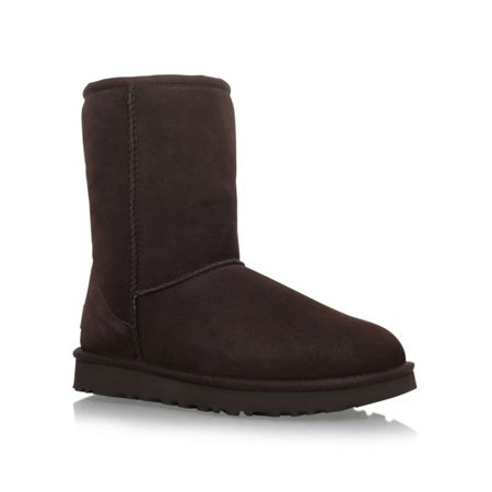 UGG Short II fur lined boots