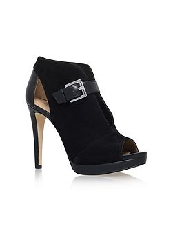Isabella high heel ankle boots