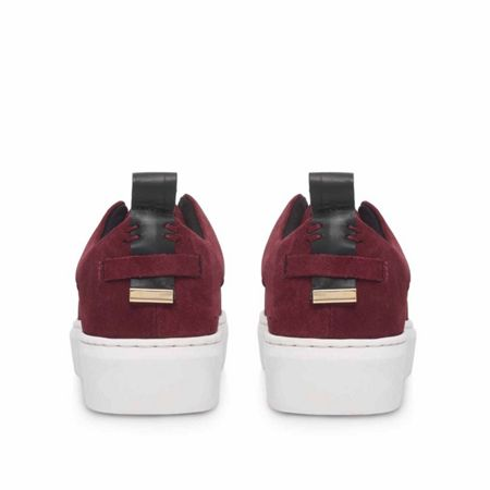 KG Lille flat lace up sneakers