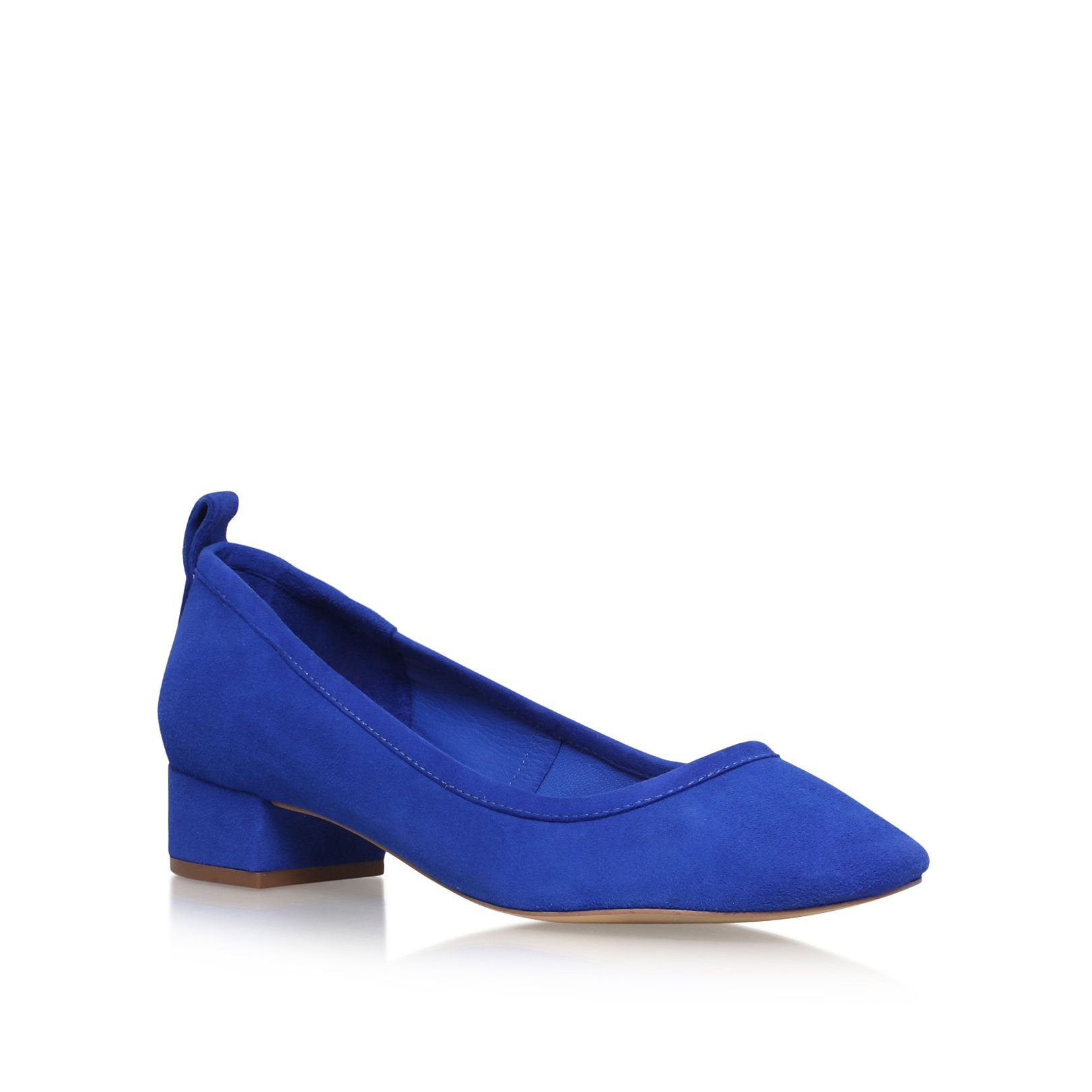 Carvela Aston court shoes Blue