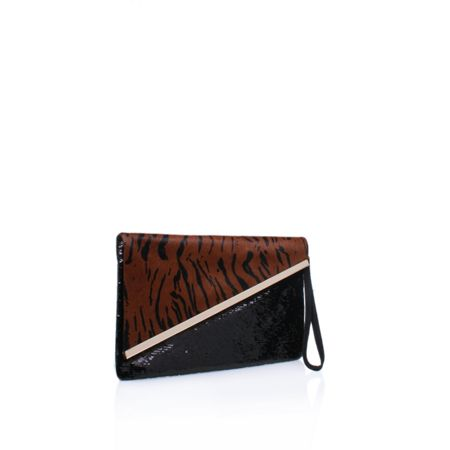 Miss KG Hallie clutch bag