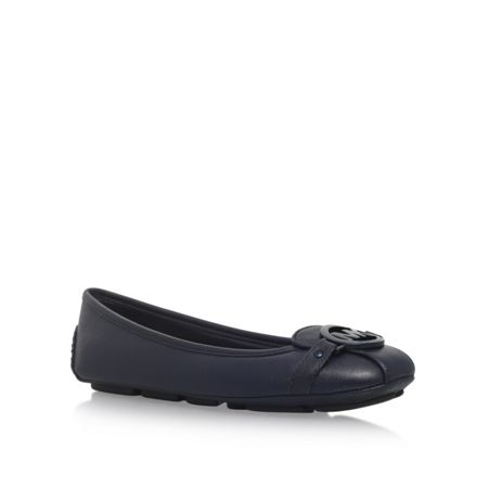Michael Kors Fulton moc flat slip on loafers