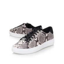 Michael Kors Irving flat lace up trainers