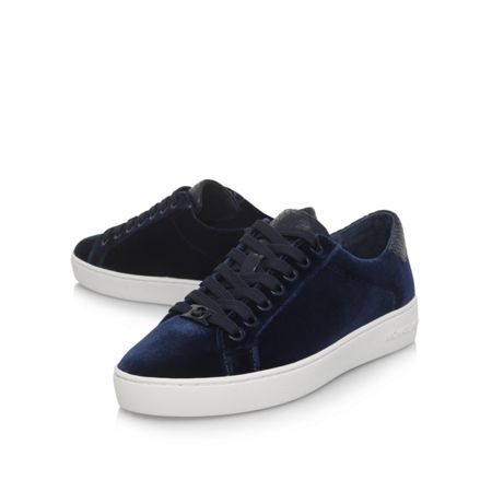 Michael Kors Irving flat lace up sneakers