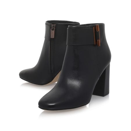 Michael Kors Gloria high heel ankle boots