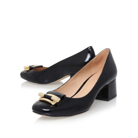 Michael Kors Gloria mid pump court shoes