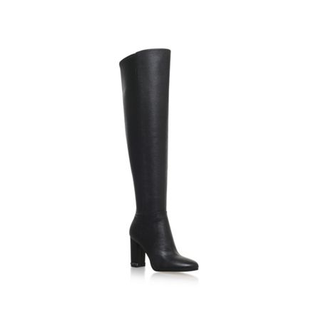 Michael Kors Sabrina high heel over the knee boots