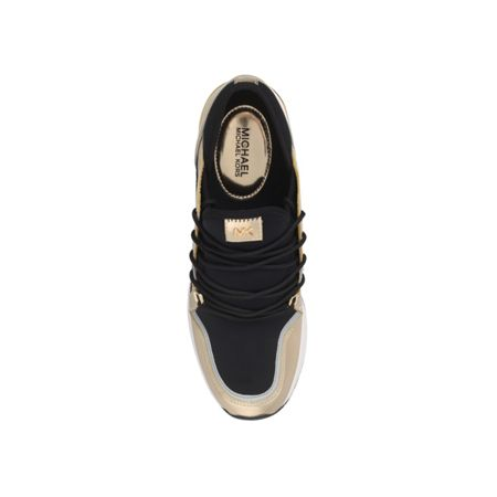 Michael Kors Scout flat lace up sneakers