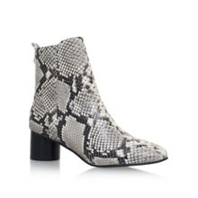 Kurt Geiger Dare high heel ankle boots