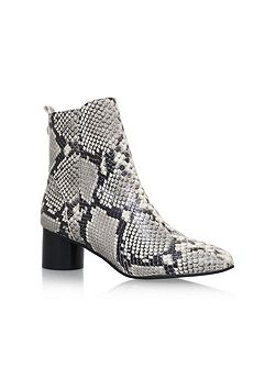 Dare high heel ankle boots