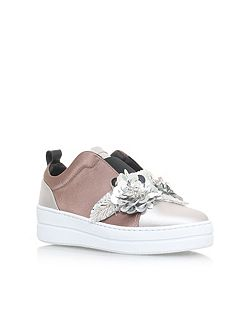 Loop slip on sneakers