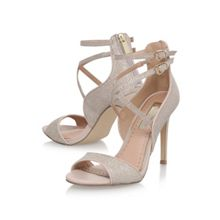 Miss KG Faleece high heel sandals