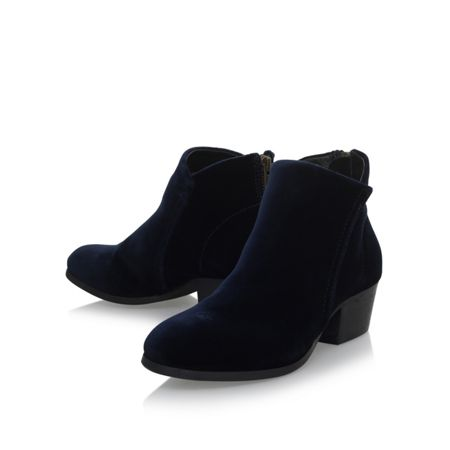 H by Hudson Apisi mid heel ankle boots