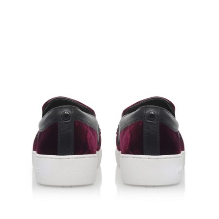 Michael Kors Keaton slip on flat slip on trainers