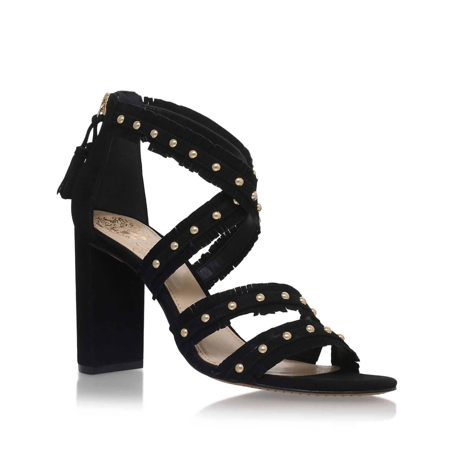 Vince Camuto Machila sandals, Black