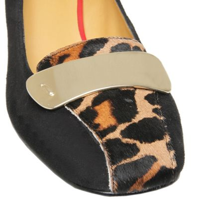 Nine West Sofly court shoes