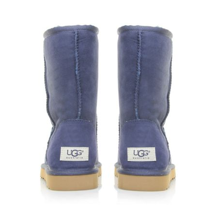 UGG Classic short fur lined boots