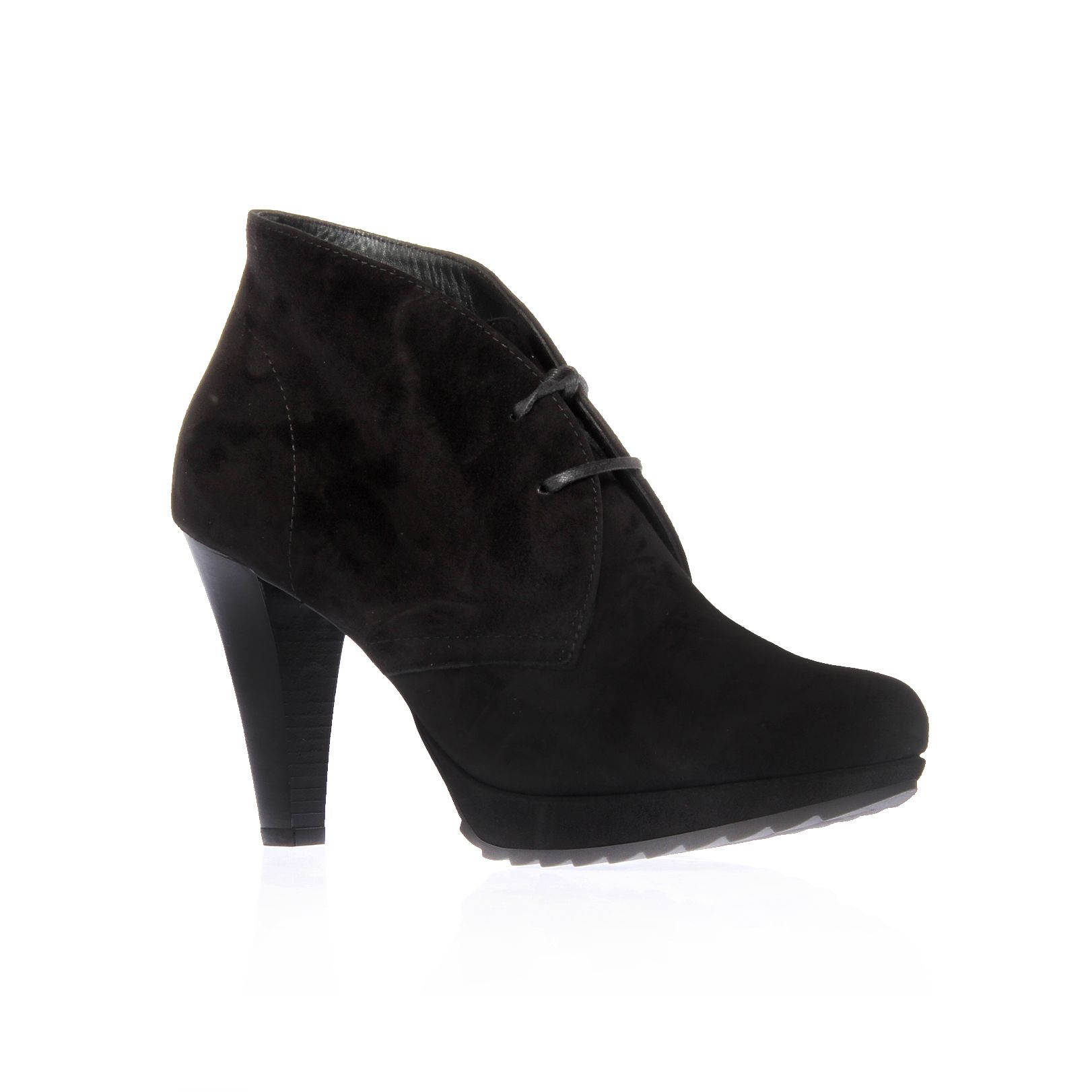 Hollie lace up ankle boots