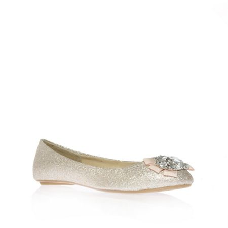 Miss KG Molly ballerina shoes