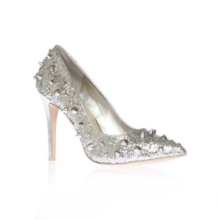 Carvela Galaxy Studded Court Shoes