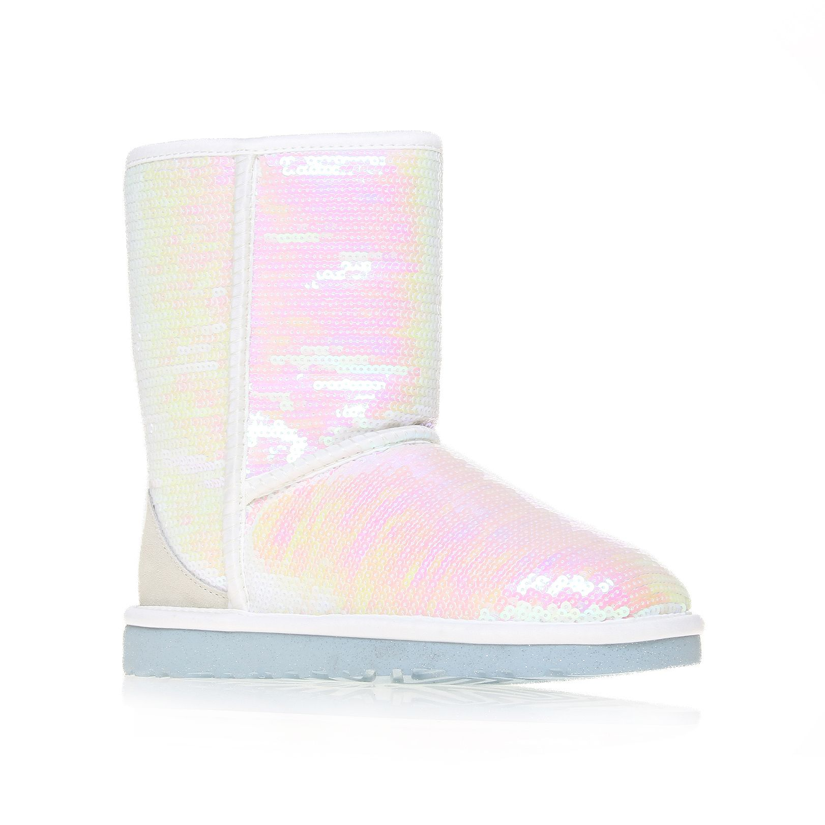 UGG Classic Short Sparkles I Do Boots