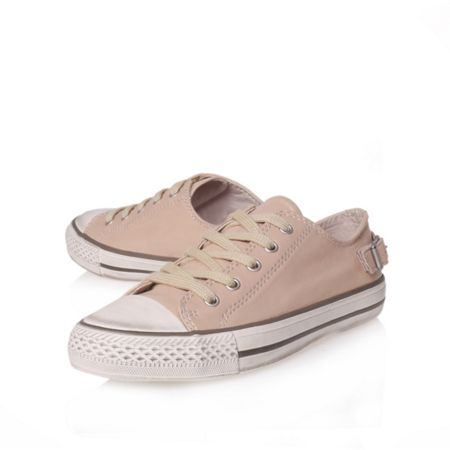Kurt Geiger Liberty lace up trainers