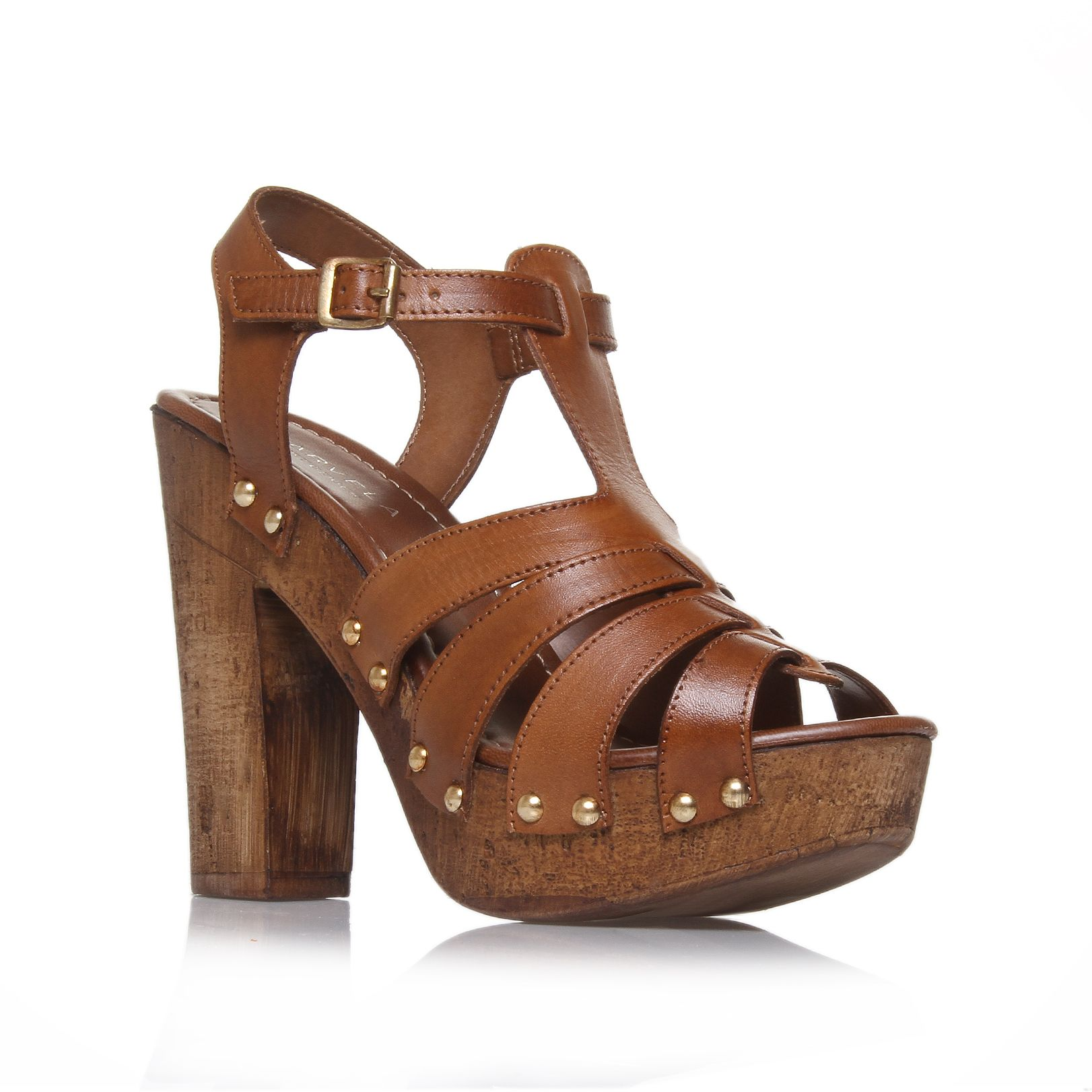 Kimberley platform court shoes